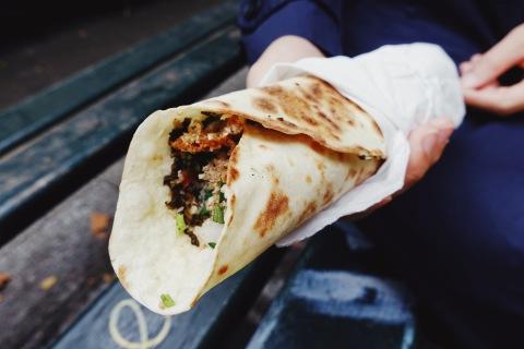 巴黎中東三明治 Falafel